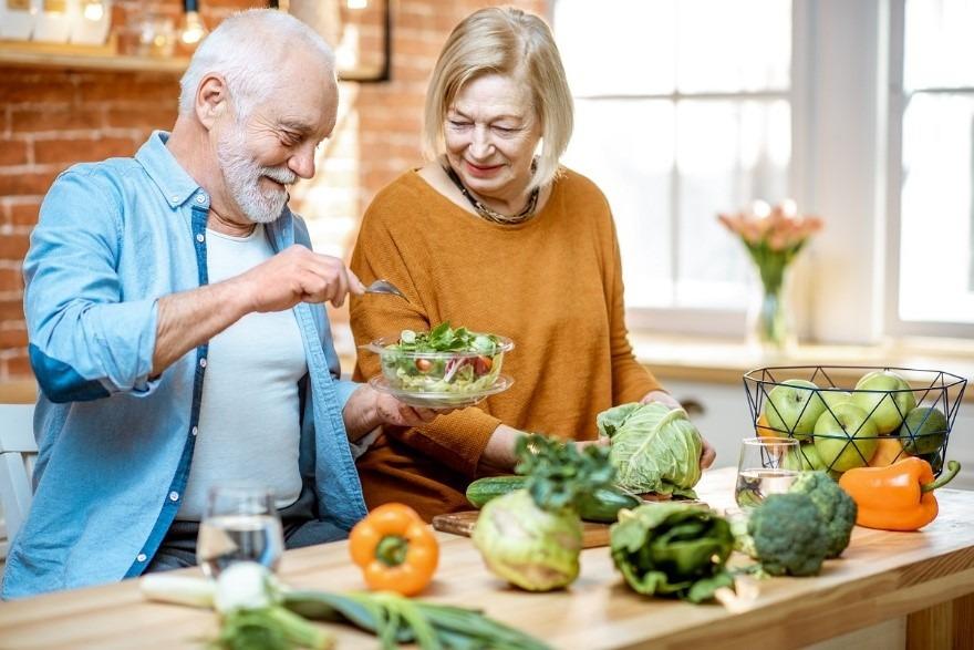 Thực phẩm người cao tuổi